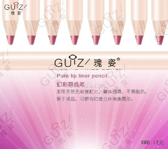 炫彩唇线笔/Pure Lip Liner Pencil