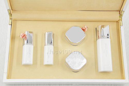 美容院加盟好项目 缔之魅有机植物精品护理系列推出新品——雪精灵嫩白经典套装