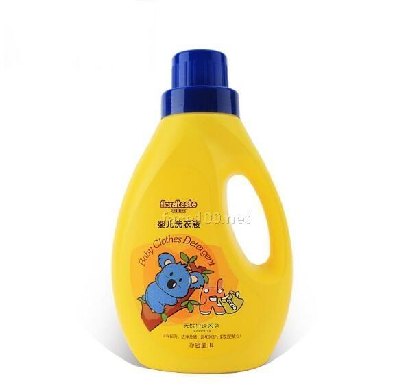 爱婴岛 婴儿洗衣液代理批发