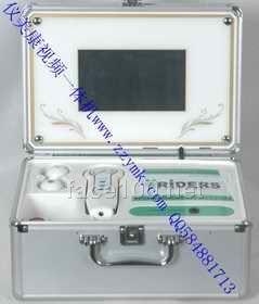 手掌气血视频检测仪一体机