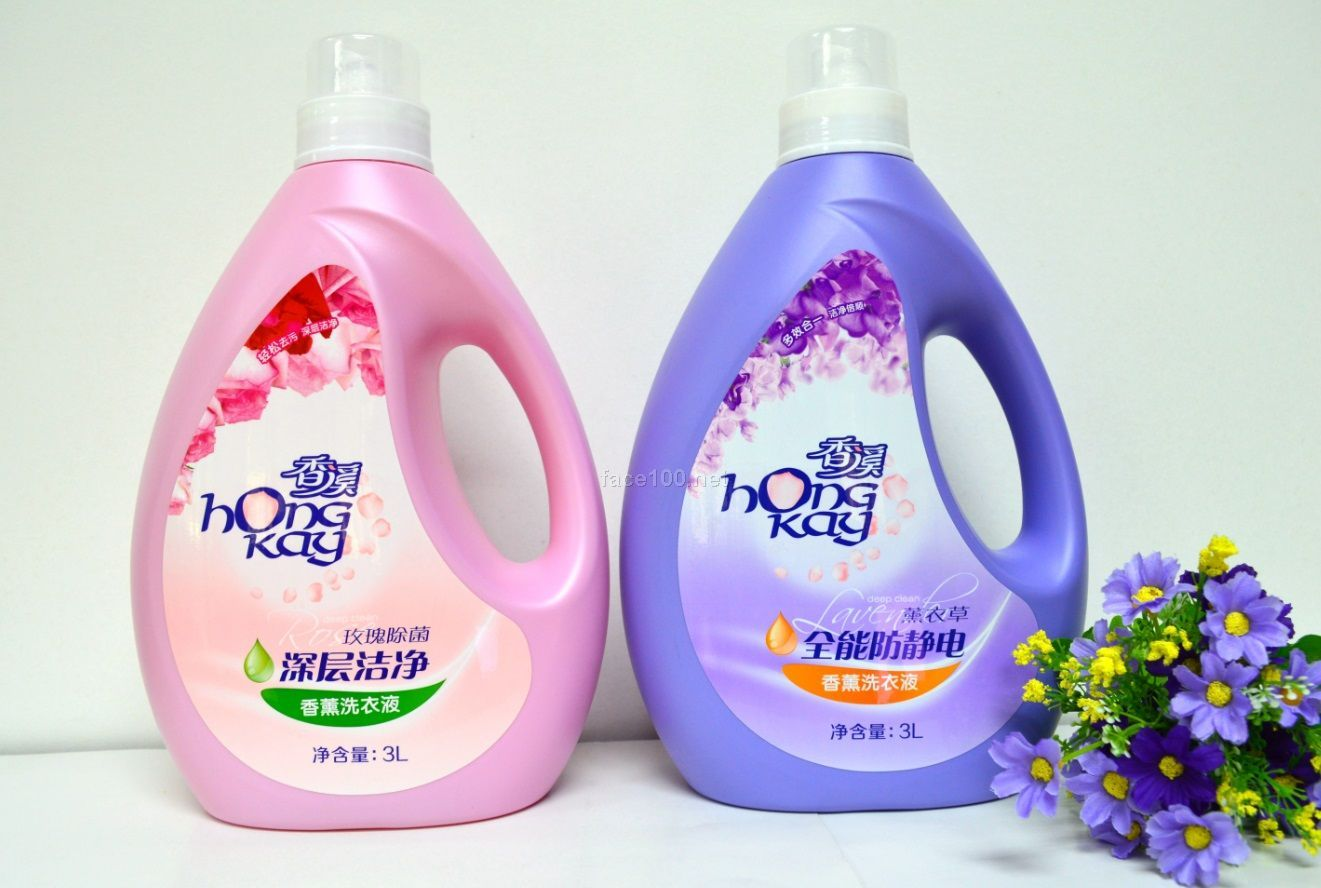2L、3L高质量,高品质香溪洗衣液