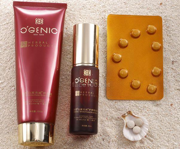美国仙香丰胸性感品牌O`GENIC