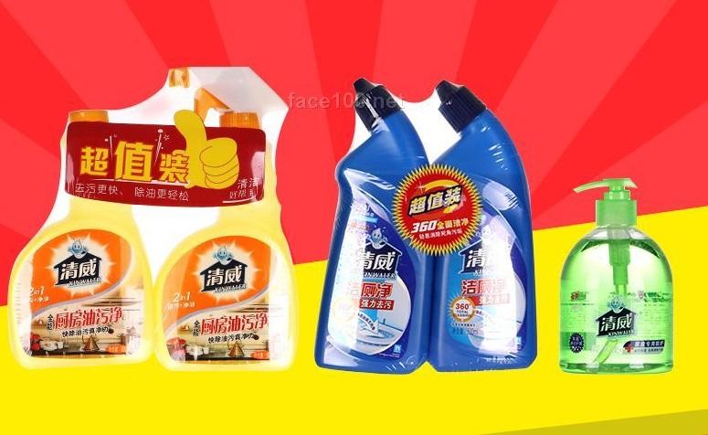 舒雪清威-日用清洁用品