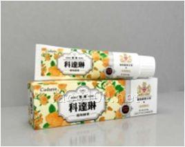 科达琳植物酵素牙膏-去渍美白165G