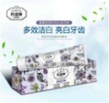 科达琳芦荟胶牙 多效洁白100G(紫色)