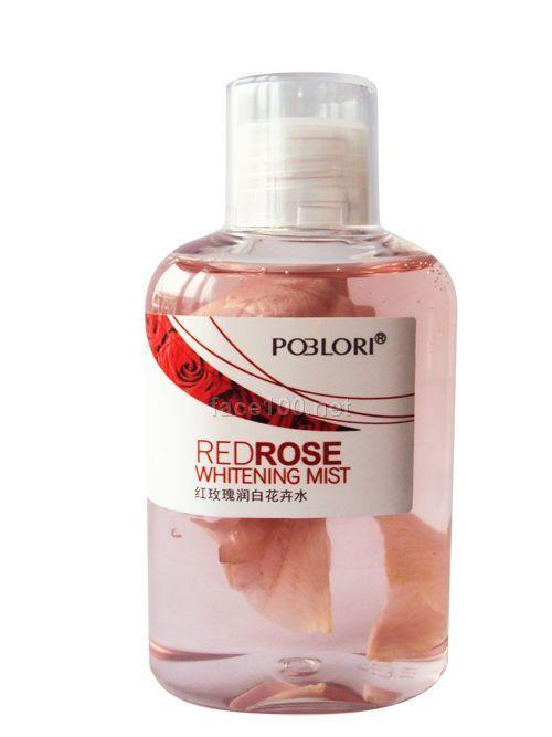 芭丽宝红玫瑰润白花卉水