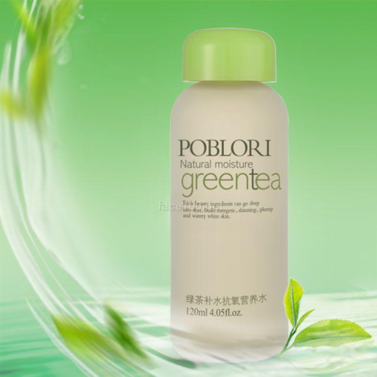 芭宝丽 膏霜系列绿茶补水抗氧营养水