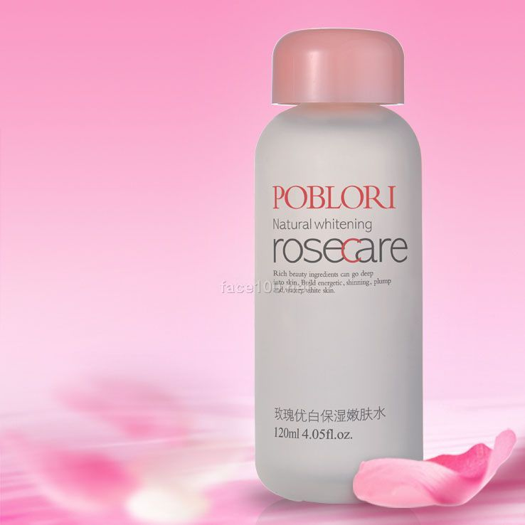 芭宝丽 膏霜系列玫瑰优白保湿嫩肤水