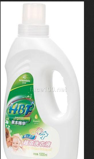 香艾草超浓洗衣液1000ml瓶装