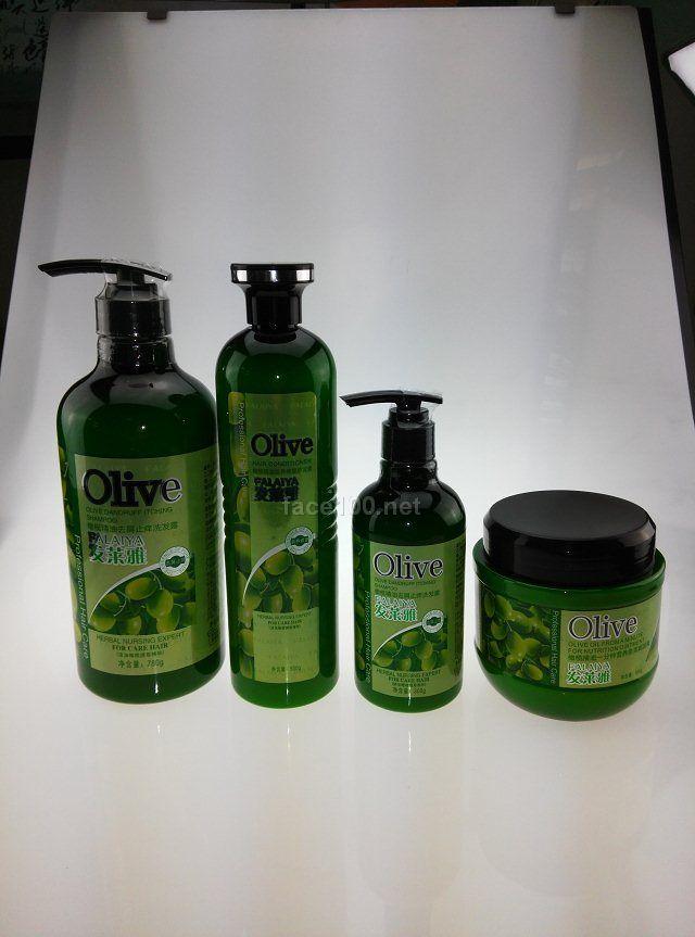 发莱雅橄榄精油一分钟烫染修护焗油膏
