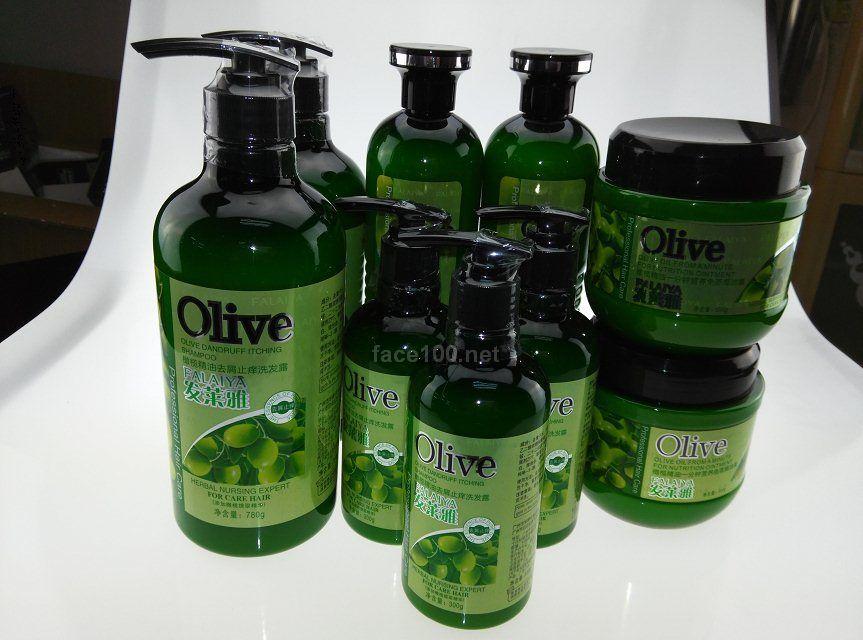 发莱雅橄榄精油一分钟营养免蒸焗油膏