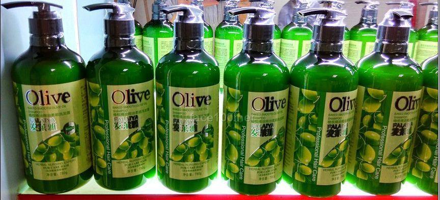 发莱雅橄榄精油滋养修复护发素