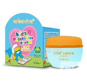 艾芭薇儿童防护霜(水果牛奶)