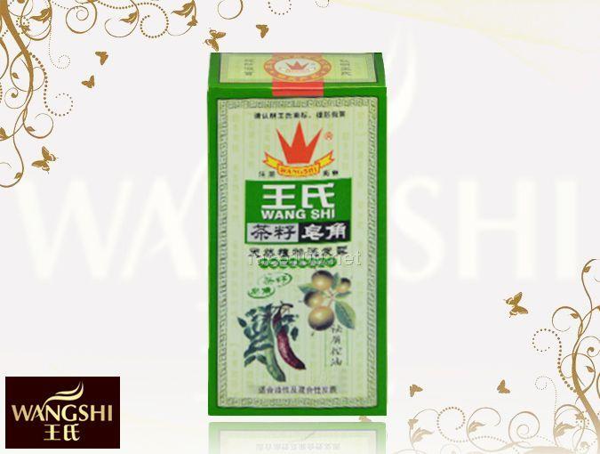 茶籽皂角天然植物洗发露代理批发