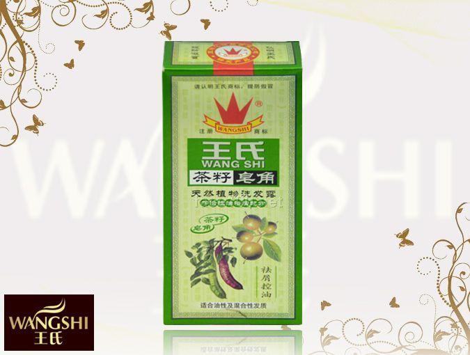 茶籽首乌天然植物洗发露代理批发