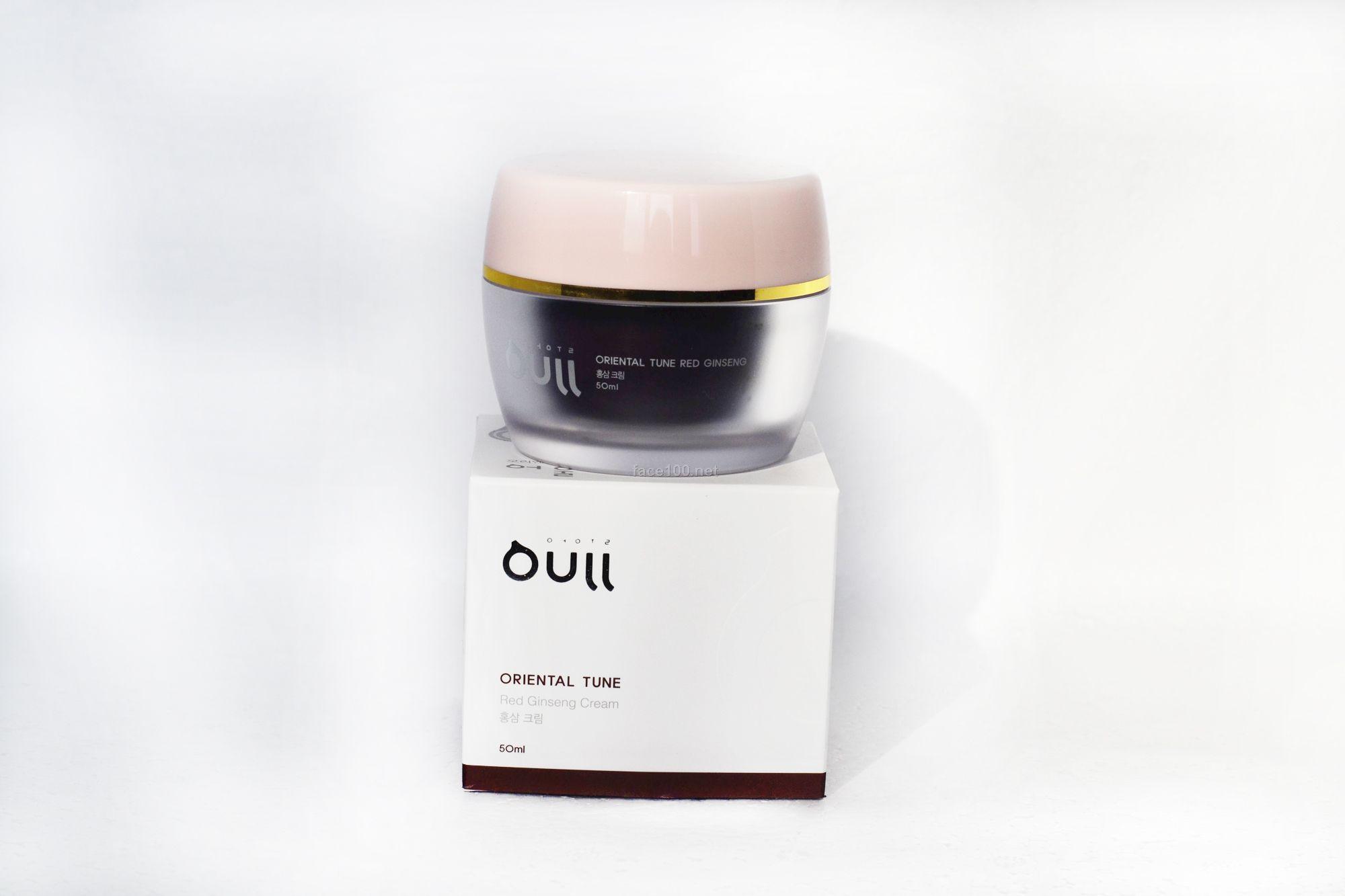 护肤品_韩国化妆品OULL 韩方红萃营养霜face