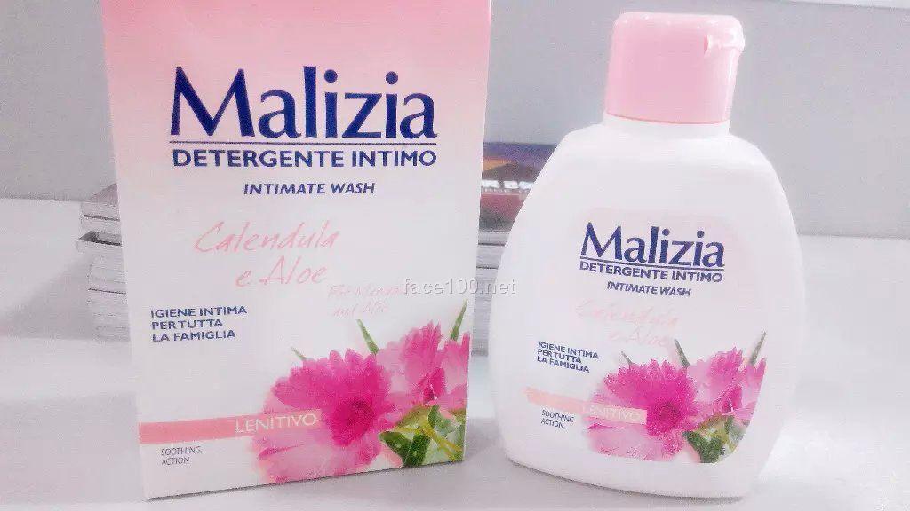 意大利玛莉吉亚女性护理液(芦荟金盏花)
