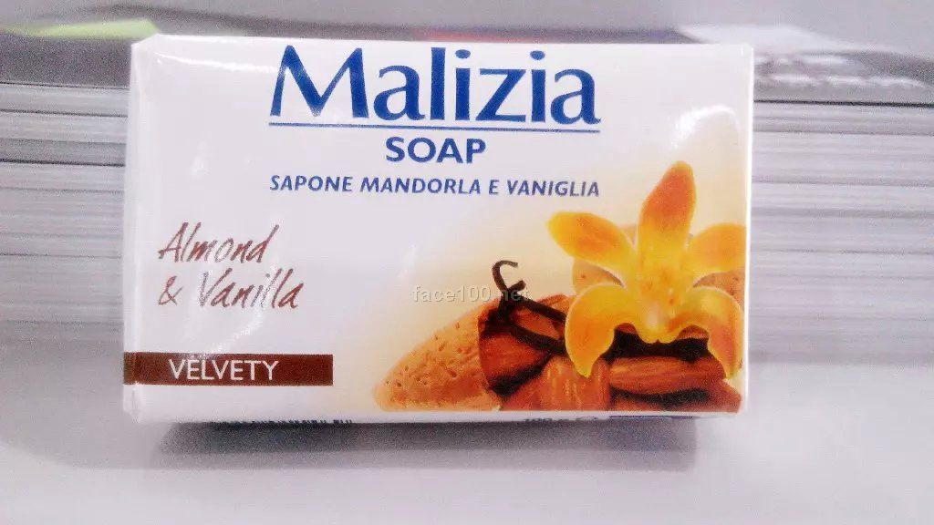 意大利玛莉吉亚杏仁泡沫皂(水润嫩肤)