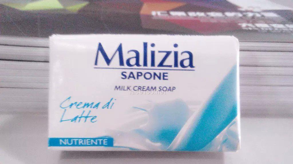 意大利玛莉吉亚牛奶泡沫皂(滋养亮白)