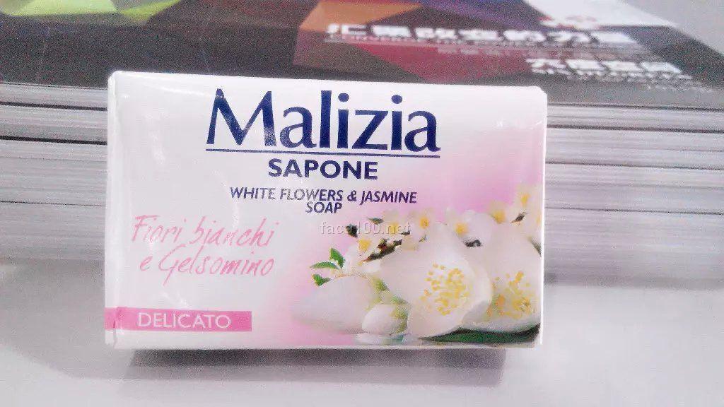 意大利玛莉吉亚茉莉泡沫皂(清爽控油)