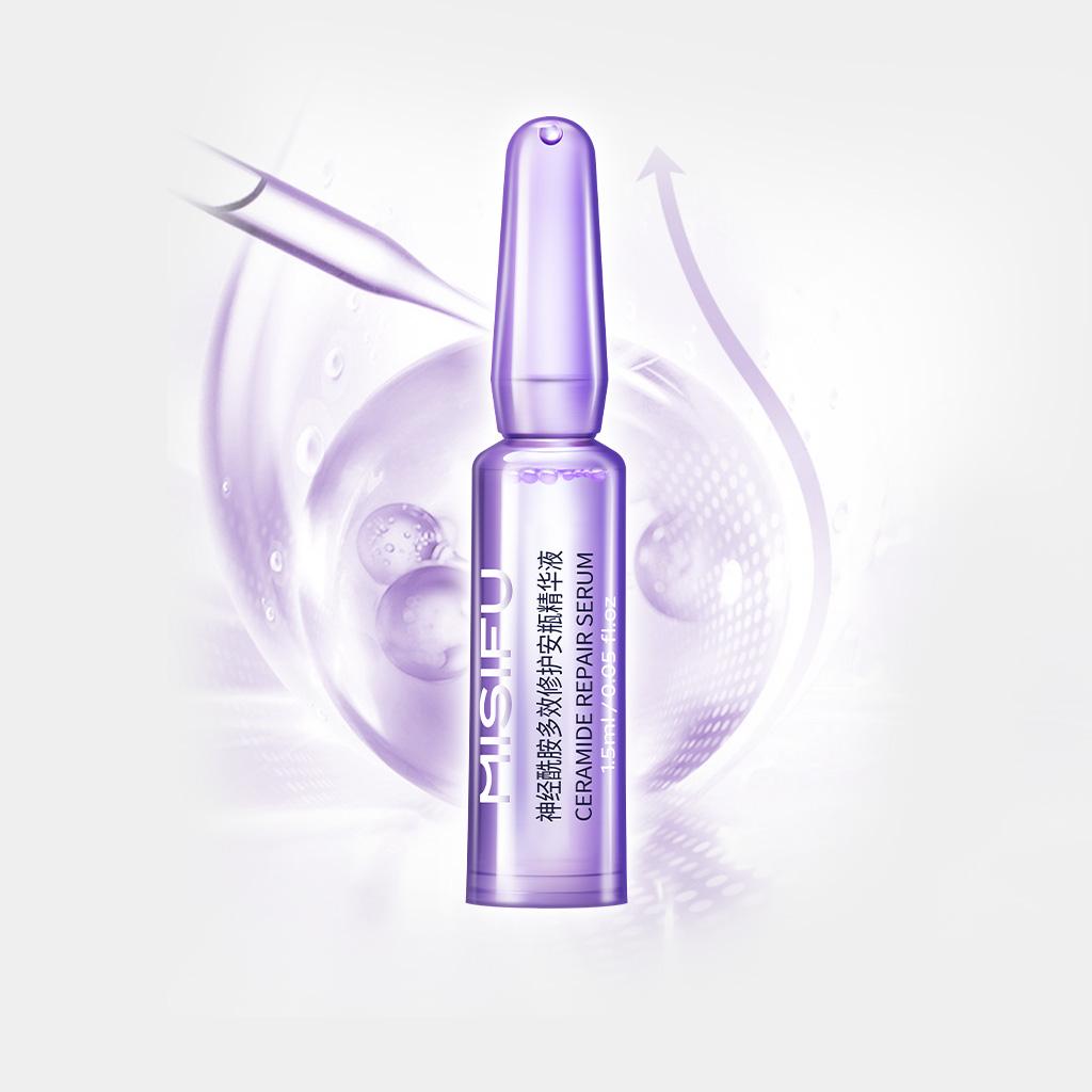 蜜思肤神经酰胺多效修护安瓶精华液(7支)