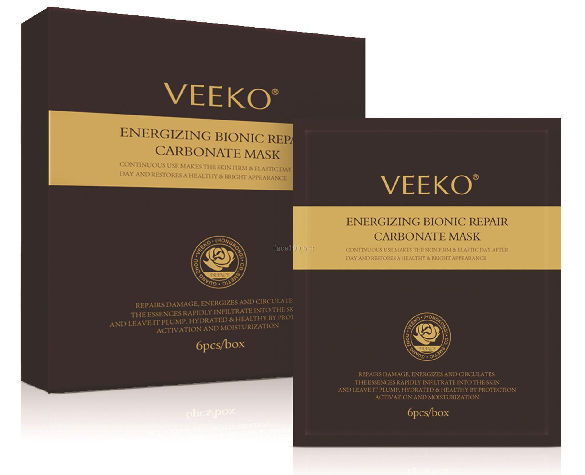 薇蔻活能仿生修护碳酸面膜直销批发代理销售