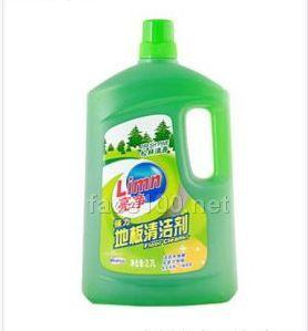 亮净松林清香地板清洁剂