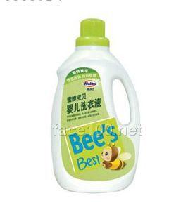 蜜蜂宝贝洗衣液(蜜桃青苹)