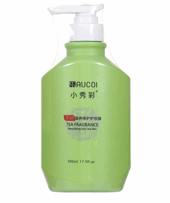 小秀彩茶馥滋养修护护发膜 500ml代理批发