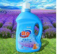 超白植物柔护洗衣液