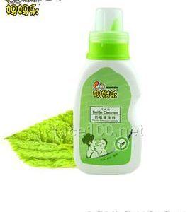 妈妈乐奶瓶清洗剂婴儿奶瓶清洁液洗洁精400ml代理