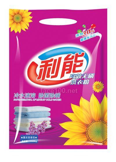 利能1.528千克无磷洗衣粉
