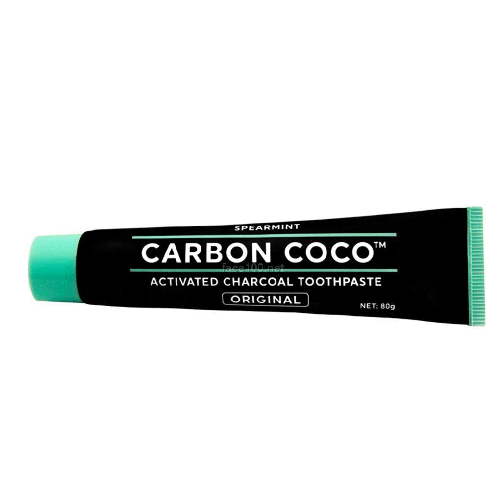 Carbon Coco活性炭牙膏代理
