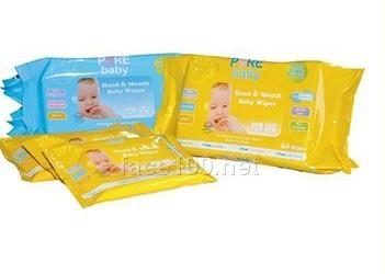 婴儿手口湿巾代理