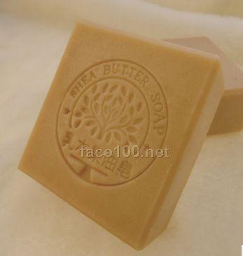 乳木果油、橄榄油、鹿油冷制皂嫩肤保湿补水冷制手工香皂代理