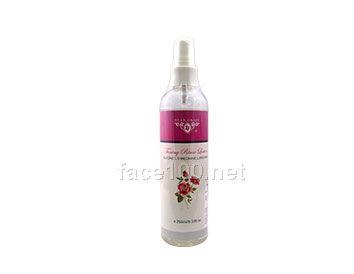 肌肤的多功能保护伞;补水、隔离、美白、抗氧化,四效合一 玫瑰防护保湿露加盟批发圣迪雅诗