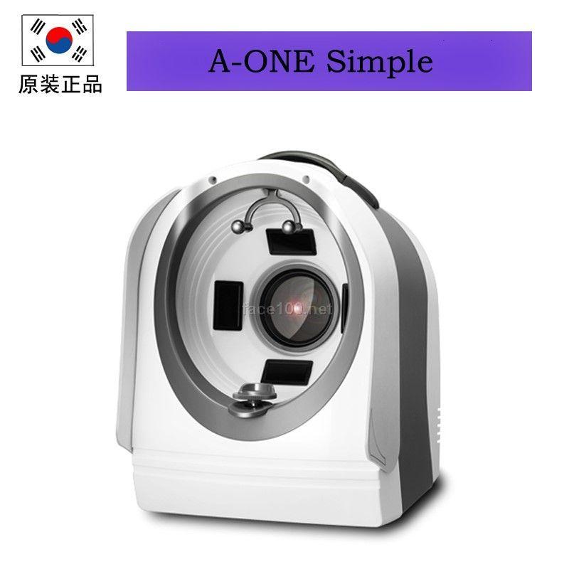 韩国A-ONE进口皮肤管理仪器脸部检测仪智能分析测试仪美容院专用
