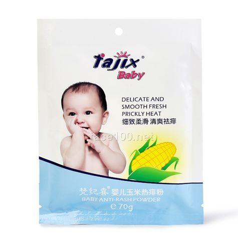 梵纪喜婴儿玉米热痱粉 70g