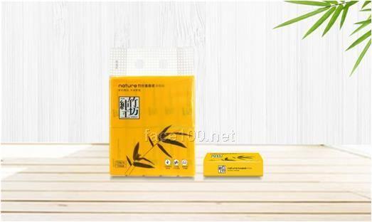 纯竹工坊便携式条巾纸(随身包)