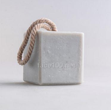 手工皂批发 竹炭火山泥皂洁面沐浴洗脸皂控油