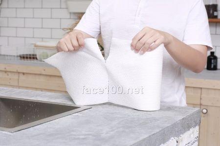 懒人抹布珍珠纹一次性洗碗布