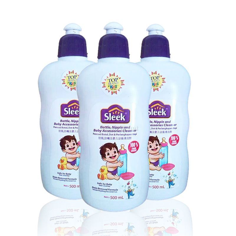 SLEEK(泡飘乐)婴幼儿用品清洁剂