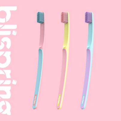 弹韧细丝炫洁牙刷代理