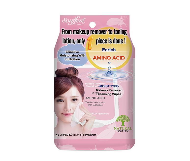 索夫蕾洁肤卸妆湿巾(浸润型)