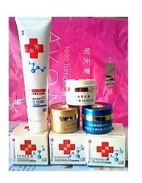 100%正品韩国品牌化妆品 琪肤素清斑雪肌组合套装