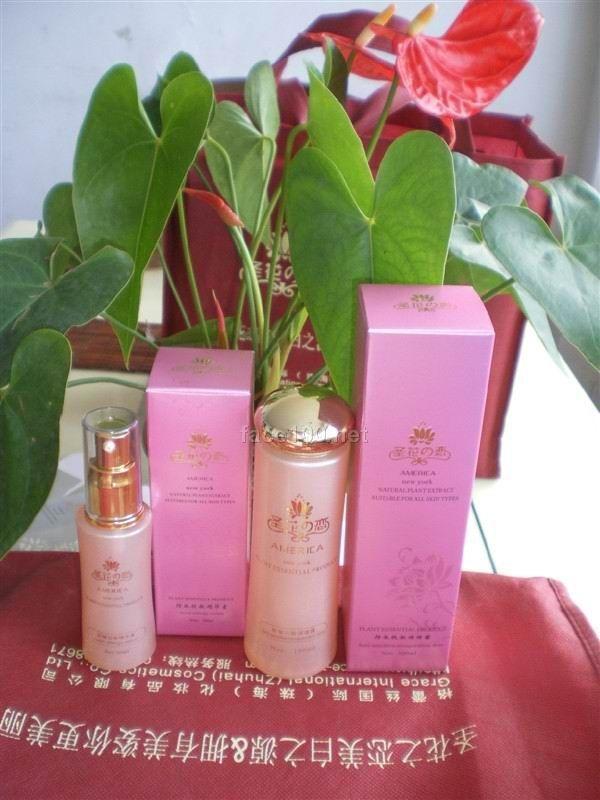 圣花之恋舒缓柔敏系列产品