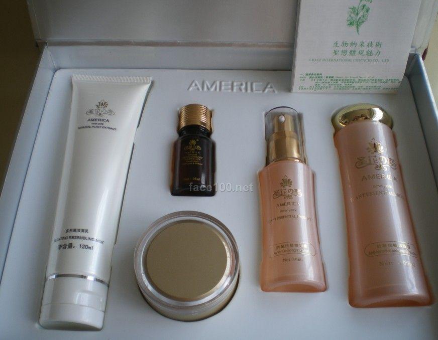 圣花之恋品牌产品敏感修护乳