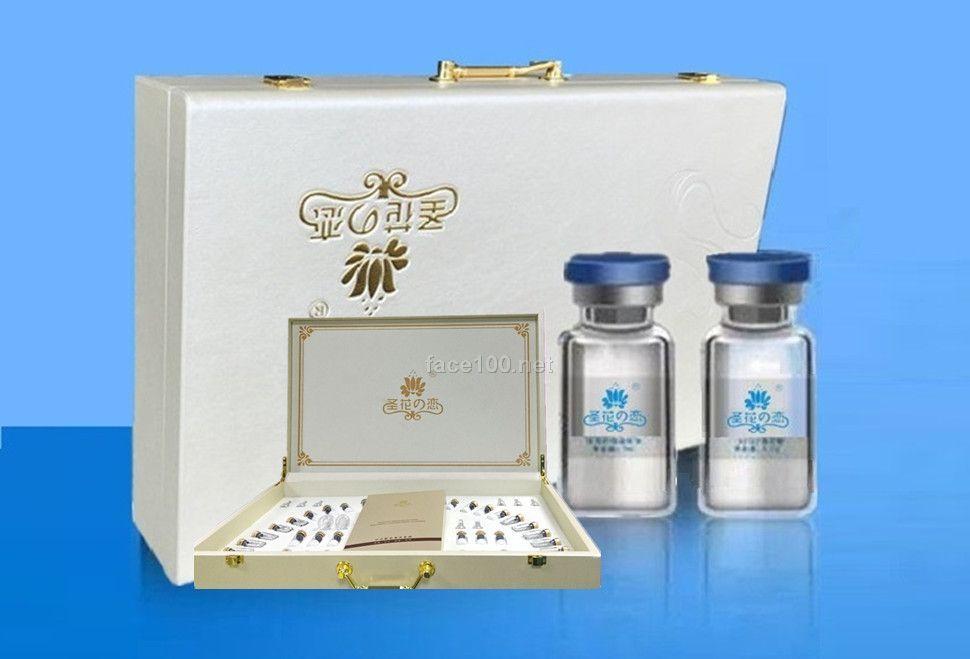 圣花之干细胞冻干粉专业修复抗衰老产品