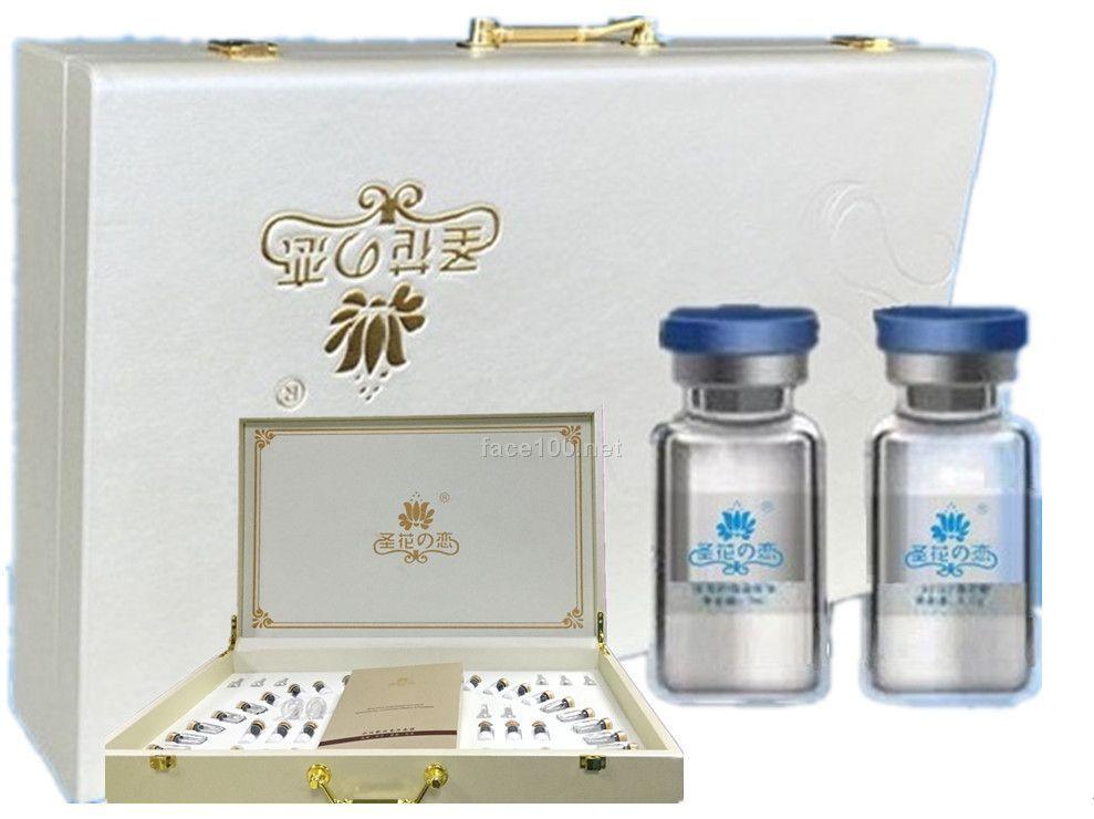 圣花之恋美白防晒隔离祛斑滋润五种作用产品