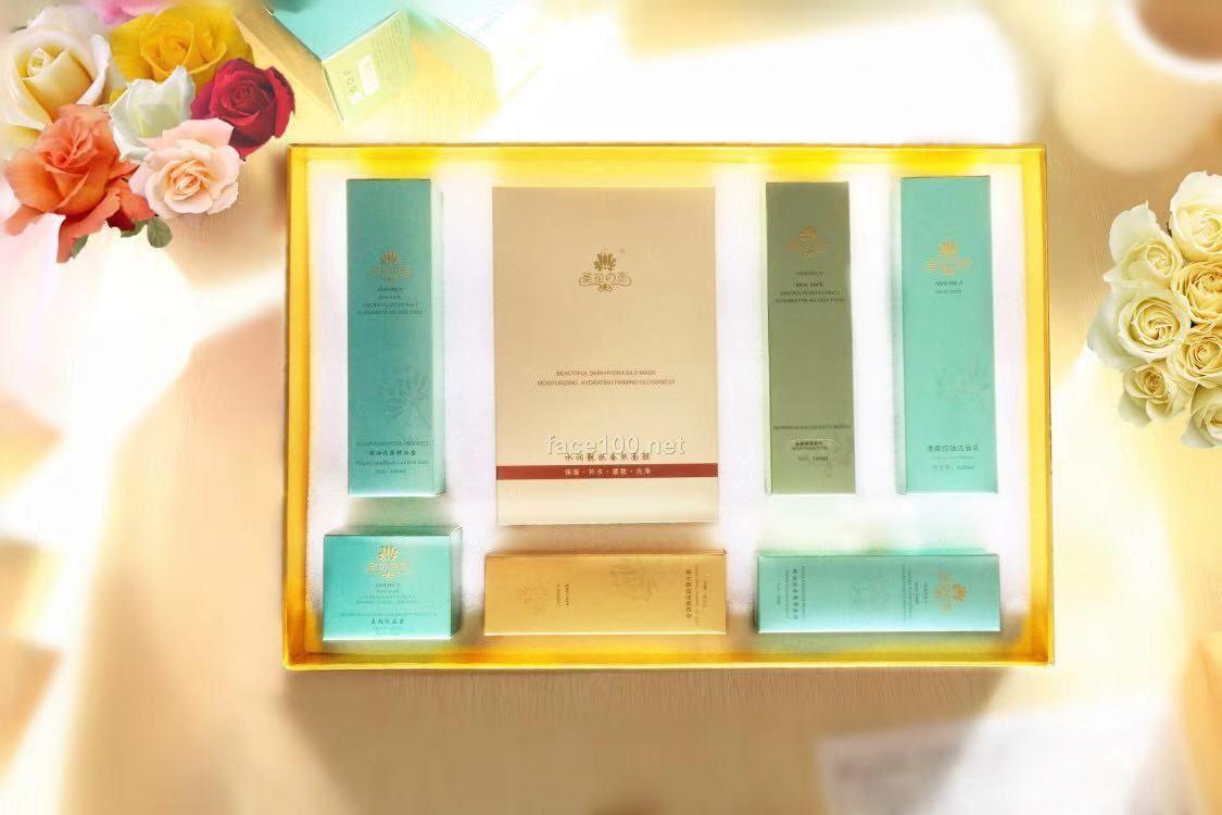 圣花の恋专业院线产品一折供货护肤品